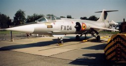 Belgian Air Force F-104G, FX04