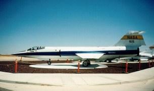 NASA F-104G, N826NA