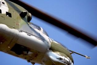 IMGP6582 Czech air force Mi-24V close up