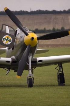 G-CEJU 219993 Bell P-39 Airacobra