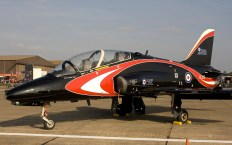 British Aerospace Hawk T1A XX205