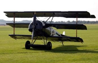 IMGP5120 Dux07 Fokker DR1 VII