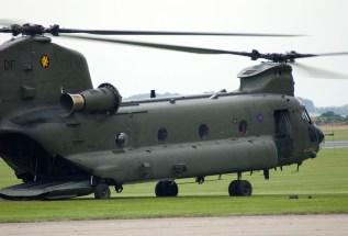 Boeing Vertol CH-47D Chinook HC2, ZD982, Royal Air Force