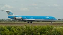 IMGP0346 Fokker 100 PH-OFN KLM Cityhopper