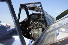 Bf109G-cockpit