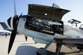 Bf109G-engine