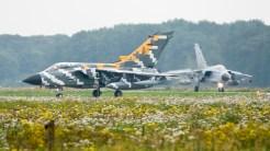 IMGP6992-46+29 and 46+30 Panavia Tornado ECR German AF