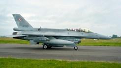 IMGP3855 Lockheed Martin F-16DJ Fighting Falcon 4080 Polish AF