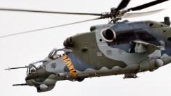 Mil Mi-24V Czech AF 3367