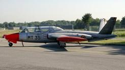 IMGP0892 Fouga CM-170R Magister Belgian AF MT-35