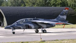 IMGP0895 Dassault-Dornier Alpha Jet 1B Belgian AF AT-18