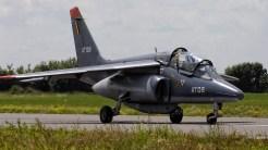 IMGP1077 Dassault-Dornier Alpha Jet 1B Belgian AF AT-06