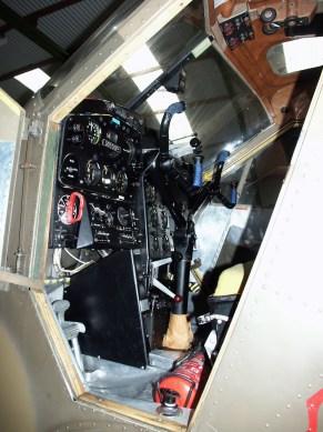 de havilland Canada DHC-2 Beaver cockpit