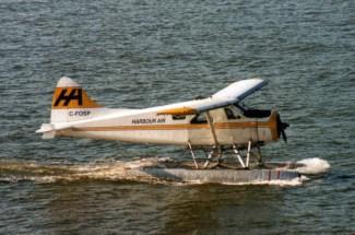 de Havilland Canada DHC-2 Mk.1 Beaver_C-FOSP Harbour Air