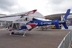 Bell 429 GlobalRanger C-FTNB (cn 57002) FIDAE 2012 Farnborough