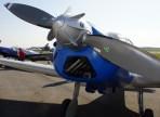 Messerschmitt Bf-108B-1 Taifun HB-HEB A-201 Swiss Air Force colours