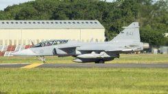 _IGP7277 Saab JAS-39D Gripen 39841 Swedish air force