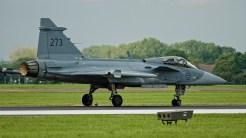 IMGP8070 Saab JAS-39C Gripen 39273 Swedish AF