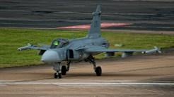 IMGP8745 Saab JAS-39C Gripen 39273 273 Swedish AF