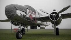 _IGP4772 North American B-25J Mitchell N6123C RedBull