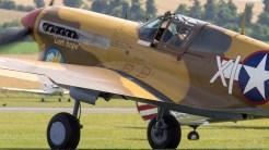 _IGP5331 Curtiss P-40F Warhawk G-CGZP