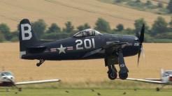 _IGP5370 Grumman F8F-2P Bearcat G-58 G-RUMM