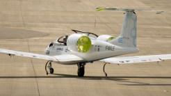 Airbus E-Fan F-WILE