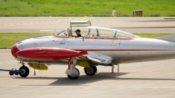 Hispano HA-200D Saeta Messerschmitt Stiftung D-IWMS