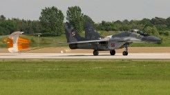 MiG-29A Polish Air Force 56