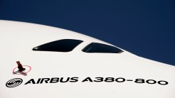 Airbus A380-861 A6-EEV Emirates Airlines