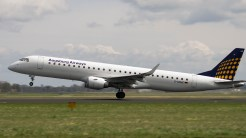 Embraer 195LR D-AEME Augsburg Airways