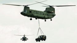 Boeing CH-47D Chinook 414 D-106 Royal Netherlands Air Force