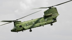Boeing CH-47D Chinook 414 D-663 Royal Netherlands Air Force