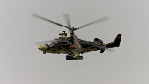 Kamov Ka-52 063 Russian AF