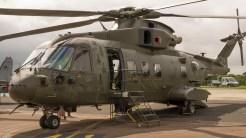 EHI EH-101 Merlin HC3 Mk411 ZJ122 Royal air force