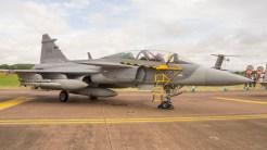 Saab JAS-39D Gripen Swedish Air Force 841