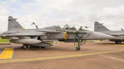 Saab JAS-39D Gripen Hungarian air force 39851