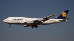 Boeing 747-430 D-ABVR Lufthansa