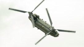 Boeing Chinook HC2 352 RAF ZA714