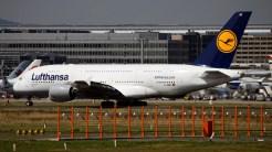 Airbus A380-841 D-AIMC Lufthansa