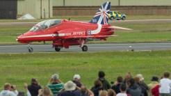 British Aerospace Hawk T1A Red Arrows RAF XX242