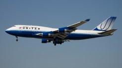 Boeing 747-422 N178UA United Airlines