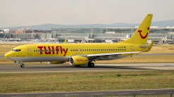 _IGP6899 Boeing 737-8K5 D-ATUK TUIfly
