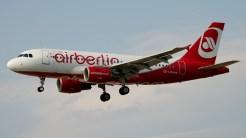 Airbus A319 OE-LOA Air Berlin Niki