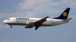 Boeing 737-330 D-ABDE Lufthansa