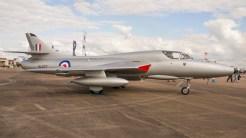 Hawker Hunter T7 XL577 G-XMHD