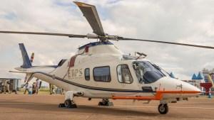AgustaWestland AW-109E Power Elite RAF ZE416