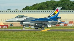 General Dynamics (SABCA) F-16AM Fighting Falcon 401 FA84 Belgian air force
