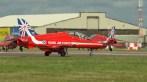 British Aerospace Hawk T1 XX245 RAF