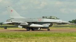General Dynamics SABCA F-16BM Fighting Falcon 401 ET614 Danish air force